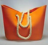 Strandtas Bari, oranje