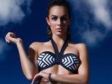 Tattoo halter balconette bikini top