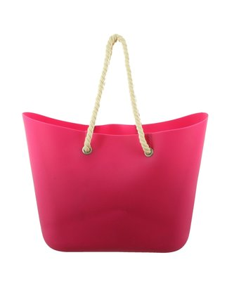 Strandtas Bari, pink