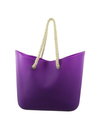 Strandtas Bari, purple