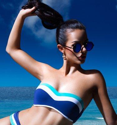 Mod Freedom Bandeau Bikinitop