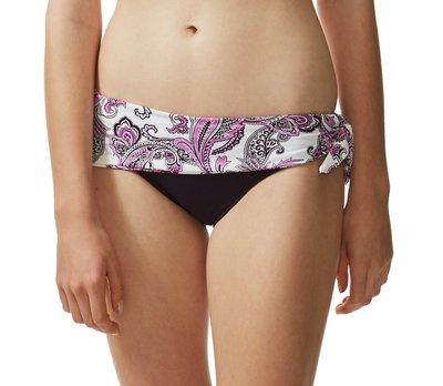 Goa Plum Tie Skirt Bikinibroekje