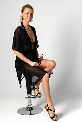 Kimono Black Short