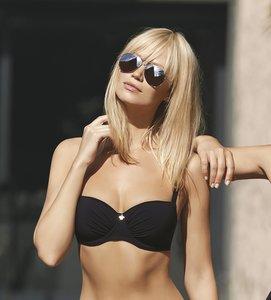 Bikinitop Black Diamond Balconette